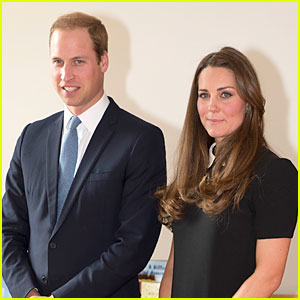 Kate Middleton & Prince William Await Birth at Kensington Palace!