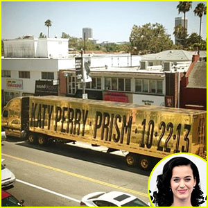 Katy Perry: 'Prism' Album & Release Date Announced