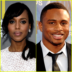 Kerry Washington: Married to Nnamdi Asomugha!