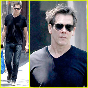 Kevin Bacon: 'Jimmy Kimmel Live' Performance on Tuesday!