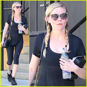 Kirsten Dunst: I Didn't Join Instagram!