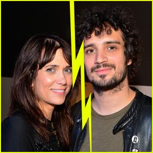 Kristen Wiig & Fabrizio Moretti Split