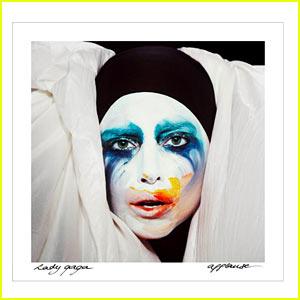 Lady Gaga: 'Applause' Single Artwork Revealed!