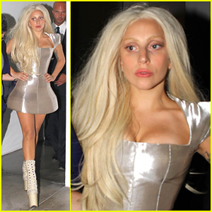 Lady Gaga: Exhibition Exit After 'ARTPOP' Announcement!