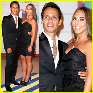 Marc Anthony couple