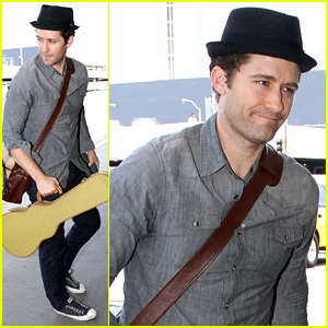 Matthew Morrison Heads to New York City for 54 Below Shows!