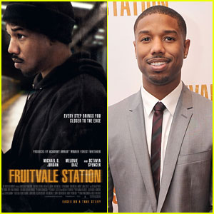 Michael B. Jordan On the Pressures of Playing Oscar Grant in 'Fruitvale Station' (JJ Interview)