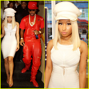 Nicki Minaj: Fourth of July Party with Safaree Samuels!