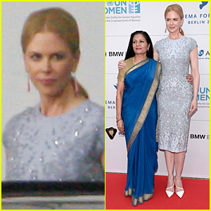 Nicole Kidman: Cinema for Peace UN Women Honorary Dinner