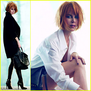 Nicole Kidman: Jimmy Choo Campaign Photos & Video!