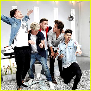 One Direction: 'Best Song Ever' Music Video - Watch Now!