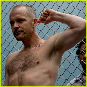 Peter Sarsgaard Goes Shirtless in 'The Killing' Stills (Exclusive)
