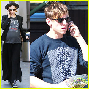 Pregnant Evan Rachel Wood: Pop Tarts Are Great for Stoners!