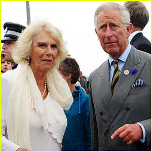 Prince Charles & Camilla Visit Royal Baby: He's 'Doing Marvelously'
