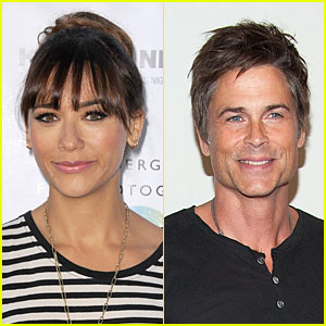 Rashida Jones & Rob Lowe Leaving 'Parks & Recreation'