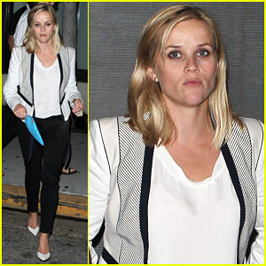 Reese Witherspoon: Bid on Lunch with the Star!