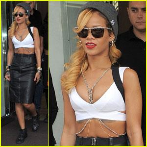 Rihanna Calls George Zimmerman Verdict the 'Saddest News Ever'