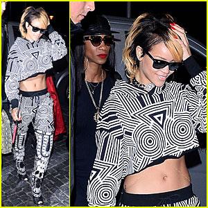 Rihanna: I Love Kings of Leon For Life!