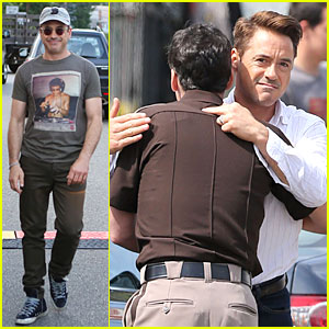 Robert Downey, Jr: Forbes' Highest Paid Actor!