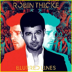 Robin Thicke: 'Take It Easy on Me' - Listen Now!