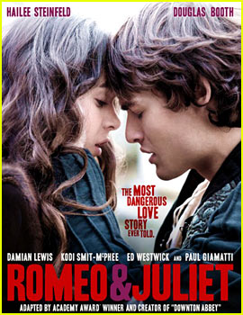 Hailee Steinfeld: New 'Romeo & Juliet' Trailer & Poster!