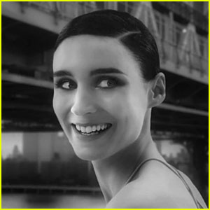 Rooney Mara: Calvin Klein 'Downtown' Fragrance Commercial - Watch Now!