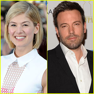 Rosamund Pike: Ben Affleck's 'Gone Girl' Co-Star!