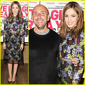 Rose Byrne: 'I Give It a Year' NYC Screening!