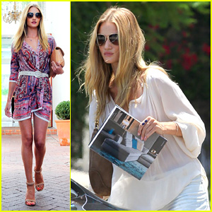 Rosie Huntington-Whiteley Continues Shopping for New Home