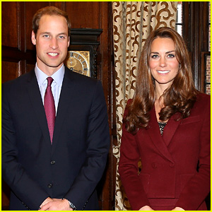 Royal Baby to Have Company Tonight: Prince William Staying the Night!