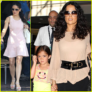Salma Hayek: 'Grown Ups 2' Grosses Over $100 Million!