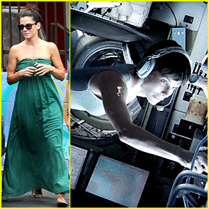 Sandra Bullock: New 'Gravity' Image Released!