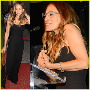 Sarah Jessica Parker: Friends in Deed Benefit Honoree!