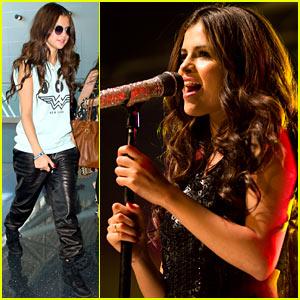 Selena Gomez: iHeartRadio Performance Pics!