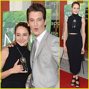 Shailene Woodley & Miles Teller: 'Spectacular Now' L.A. Screening!