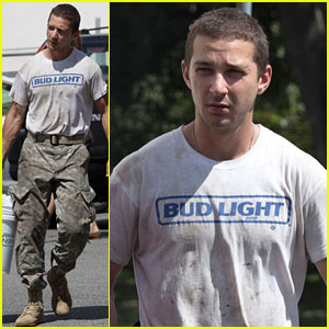 Shia LaBeouf Wears the Same Outfit for Third Time in One Week