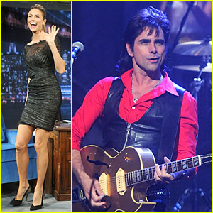 John Stamos: 'Jesse & The Rippers' Reunion with Lori Loughlin!