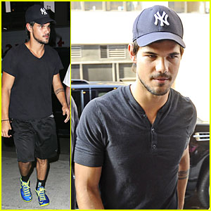 Taylor Lautner: I Had a Blast Making 'Grown Ups 2'!