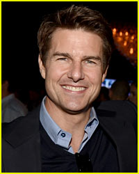 Watch Tom Cruise Give Acting School Graduation Speech