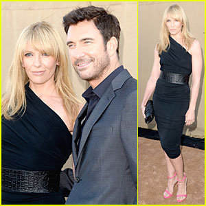 Toni Collette & Dylan McDermott: 'Hostages' at CBS' Summer TCA Tour!