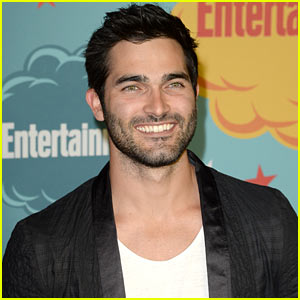 Tyler Hoechlin: Batman Opposite Henry Cavill's Superman?