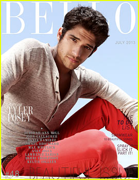 Tyler Posey Talks 'Teen Wolf' to 'Bello'!
