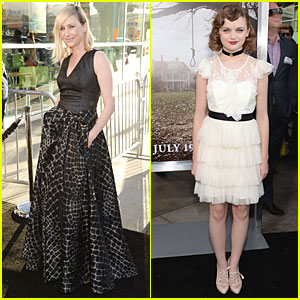 Vera Farmiga & Joey King: 'The Conjuring' Hollywood Premiere!