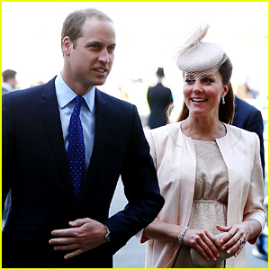 When is Kate Middleton's Baby Due? Prince William is Ready!