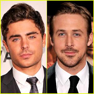 Zac Efron & Ryan Gosling In Talks for 'Star Wars': Report