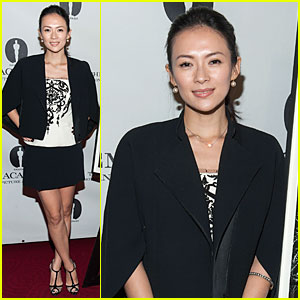 Ziyi Zhang: 'The Grandmaster' Advance Screening!