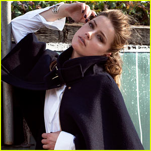 Amber Heard to 'Elle': I Don't Fit Into Any Standardized Path