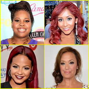 Amber Riley & Snooki: 'Dancing with the Stars' Contestants?