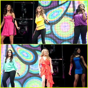 'American Idol' Finalists Talk Live Tour (Exclusive Interviews!)