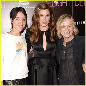 Amy Poehler & Kathryn Hahn: 'Afternoon Delight' Premiere!